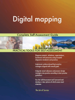Digital mapping Complete Self-Assessment Guide
