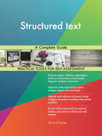 Structured text A Complete Guide