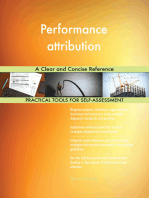 Performance attribution A Clear and Concise Reference