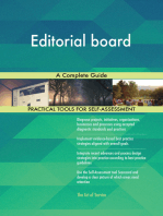 Editorial board A Complete Guide