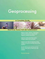 Geoprocessing A Complete Guide