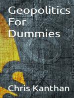 Geopolitics For Dummies