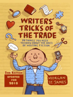 Writers' Tricks of the Trade