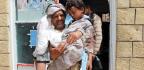 Saudi-Led Coalition Strikes School Bus In Yemen, Killing At Least 29 Children