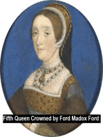The Fifth Queen Crowned, a romance