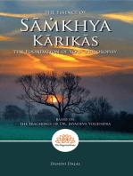 The Essence of Sāmkhya Kārikās: The Foundation of Yoga Philosophy