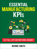 Essential Manufacturing KPIs