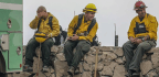 Waging A Desperate Fight To Save Homes As Holy Fire Explodes To More Than 18,000 Acres