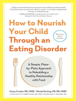 How to Nourish Your Child Through an Eating Disorder