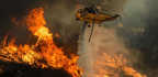 Aerial Assault A Savior In Southern California's Holy Wildfire