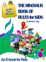 The Minosaur Book of Rules for Kids
