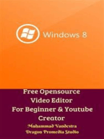 Free Opensource Video Editor For Beginner & Youtube Creator