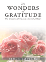 The Wonders of Gratitude