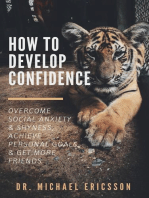 How to Develop Confidence