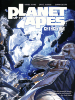 Planet of the Apes Cataclysm Vol. 2