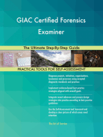 GIAC Certified Forensics Examiner The Ultimate Step-By-Step Guide