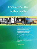 EC-Council Certified Incident Handler A Clear and Concise Reference