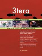 3tera Standard Requirements