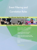 Event Filtering and Correlation Rules The Ultimate Step-By-Step Guide