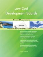 Low-Cost Development Boards Standard Requirements