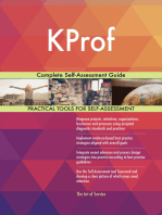 KProf Complete Self-Assessment Guide