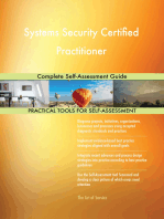 Systems Security Certified Practitioner Complete Self-Assessment Guide