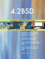 4.2BSD Complete Self-Assessment Guide