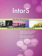 IntarS Standard Requirements