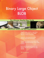 Binary Large Object BLOB The Ultimate Step-By-Step Guide