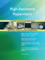 High-Assurance Hypervisors A Clear and Concise Reference