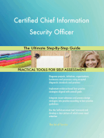 Certified Chief Information Security Officer The Ultimate Step-By-Step Guide