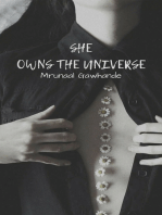 She Owns The Universe
