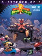 Mighty Morphin Power Rangers #30