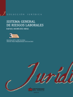 Sistema general de riesgos laborales, 3ª edición
