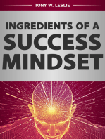 Ingredients Of a Success Mindset