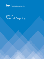 JMP 14 Essential Graphing
