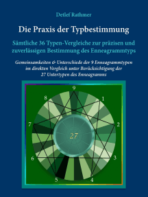 Die Praxis der Typbestimmung: Sämtliche 36 Typen-Vergleiche zur präzisen und zuverlässigen Bestimmung des Enneagrammtyps