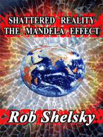Shattered Reality The Mandela Effect