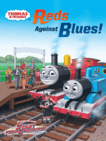 Reds Against Blues! (Thomas and Friends)