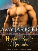 A Highland Knight to Remember