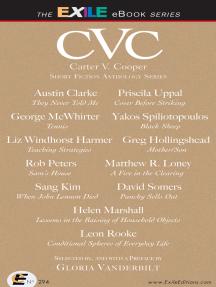 CVC: Book Three: Carter V. Cooper Short Fiction Anthology Series