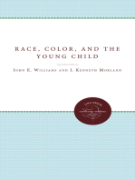 Race, Color, and the Young Child