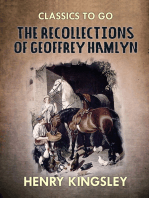 The Recollections of Geoffrey Hamlyn