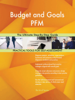 Budget and Goals PFM The Ultimate Step-By-Step Guide