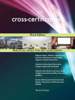 cross-certification Third Edition