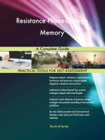 Resistance Phase-Change Memory A Complete Guide
