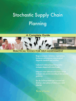 Stochastic Supply Chain Planning A Complete Guide