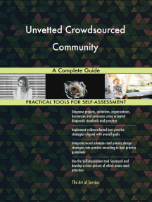 Unvetted Crowdsourced Community A Complete Guide