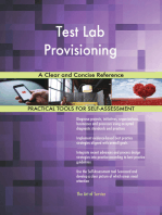 Test Lab Provisioning A Clear and Concise Reference