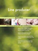 Line producer Third Edition